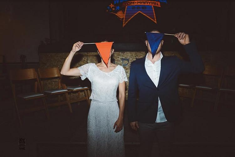 חתונה מחולקת - תום ומעיין